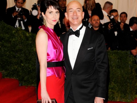 Jeff Bezos' wife writes Amazon review attacking 'inaccurate' biography