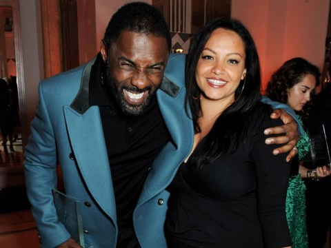 He's not just taken – he's having a baby! Idris Elba and girlfriend Naiyana Garth expecting first child together