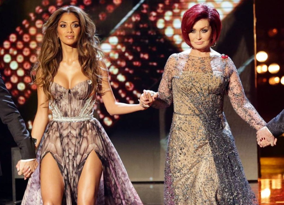 X Factor top 10: Week 5 sees Celine Dion and Robbie Williams perform, Abi Alton sent home… and the promise of Miley Cyrus