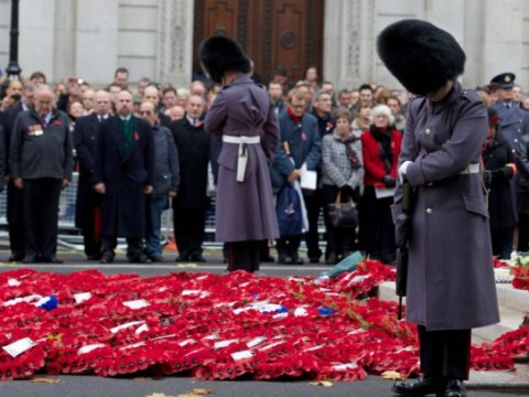 Woman receives parking ticket for stopping during two minutes' silence on Armistice Day