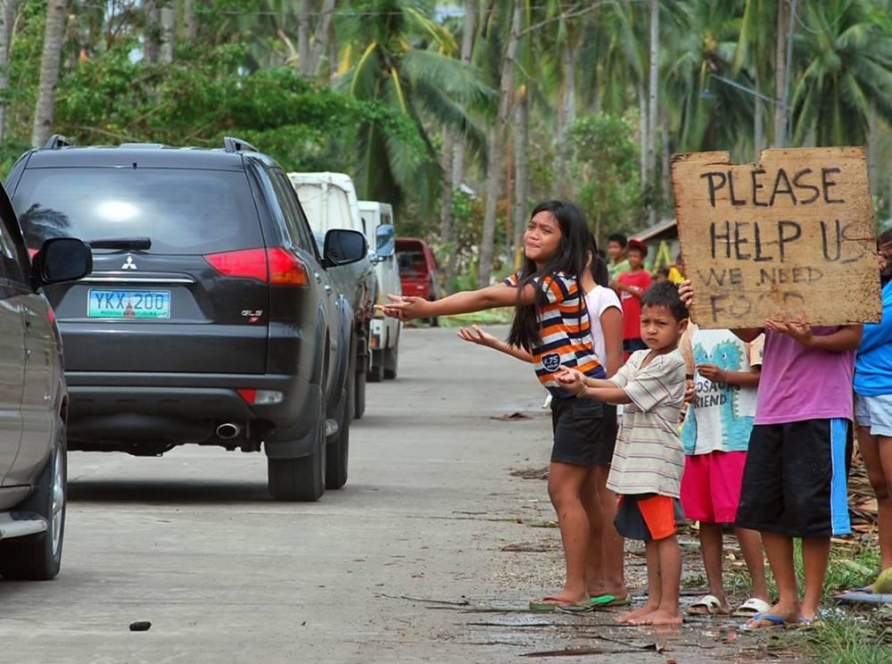 Typhoon Haiyan: £190million needed to save lives, says UN