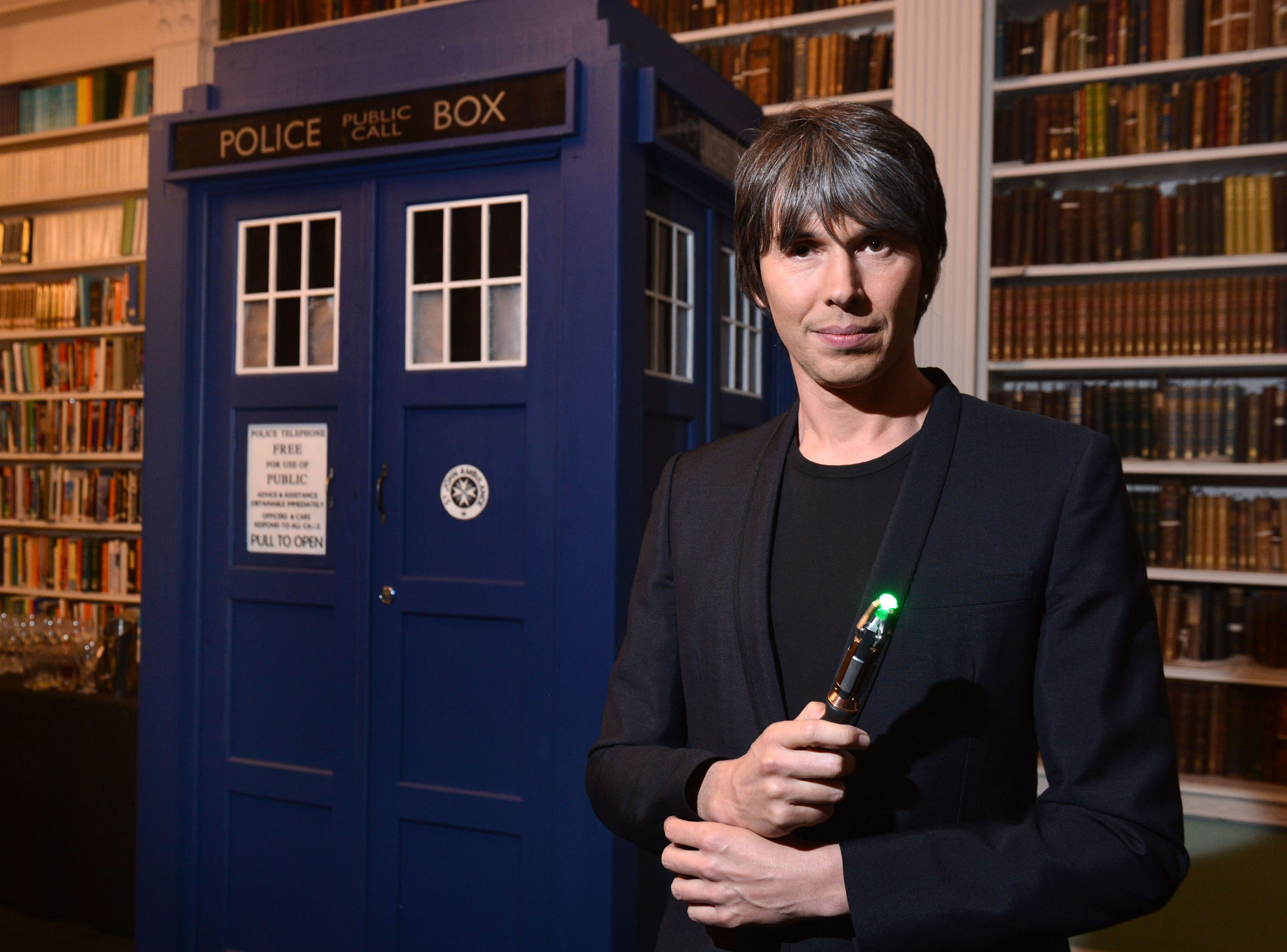 Brian Cox's The Science Of Doctor Who offered up the possibility of time travel – but not in our lifetime…