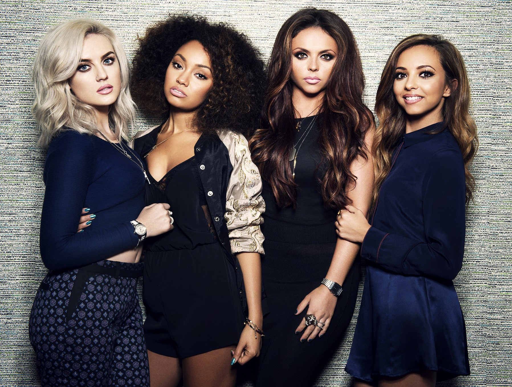 X Factor winners Little Mix sound like they're having fun on new album Salute (Picture: supplied)