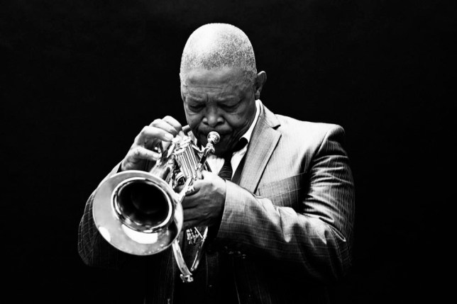 Hugh Masekela will duet with pianist Larry Willis (Picture: EFG London Jazz Festival)