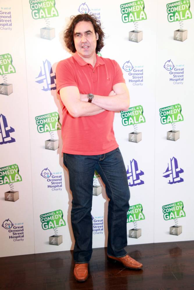 Micky Flanagan: The curtains caught fire at my first gig