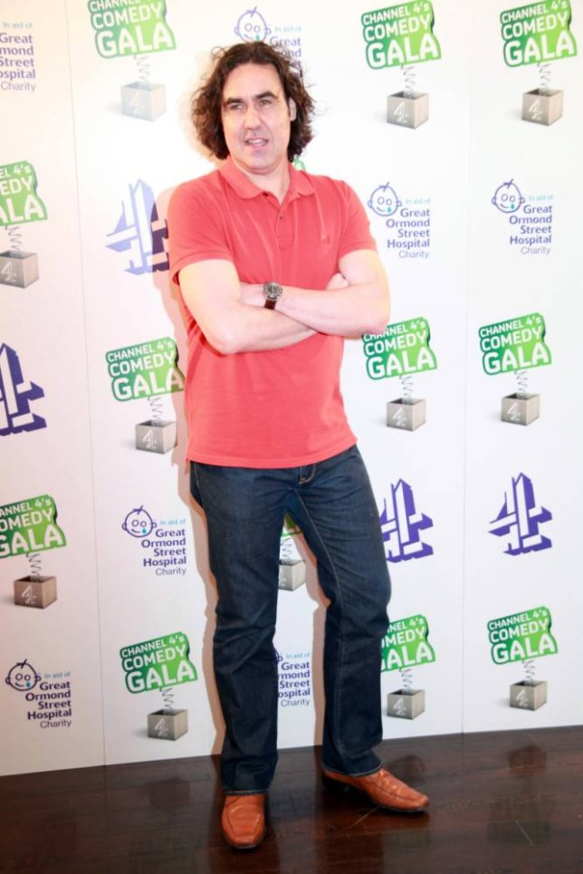 Micky Flanagan is hoping for a second series of Was It Something I Said with David Mitchell (Picture: Jez/Capital Pictures)