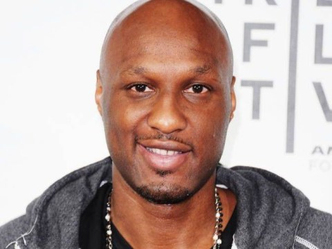 Lamar Odom 'on drink not drugs' in shocking homemade video