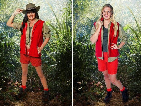 I'm A Celeb Face Off: Rebecca Adlington and Lucy Pargeter battle it out to be of queen of the jungle