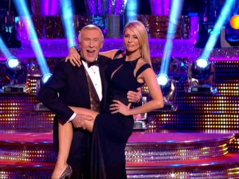 Strictly Come Dancing host Bruce Forsyth admits he's on 'borrowed time'