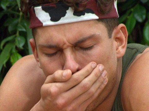I'm a Celebrity 2013: Joey Essex survives the Monday night takeaway challenge… national treasure status beckons