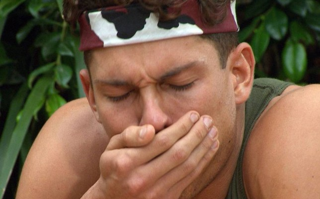 **EMBARGO - NOT TO BE USED BEFORE 21:00 18th NOV 2013**  EDITORIAL USE ONLY - NO MERCHANDISING  Mandatory Credit: Photo by ITV/REX (3382198bz)  Joey Essex - Bushtucker Trial 'Monday Night Takeaway'  'I'm A Celebrity Get Me Out Of Here' TV Programme, Australia - 18 Nov 2013
