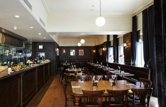 The Three Crowns provided stellar value for a gastropub of real quality (Picture: Matthew Booth)