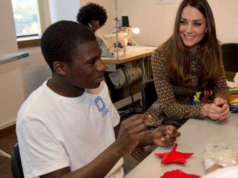 Gallery: The Duke And Duchess Of Cambridge Attend Only Connect Projects