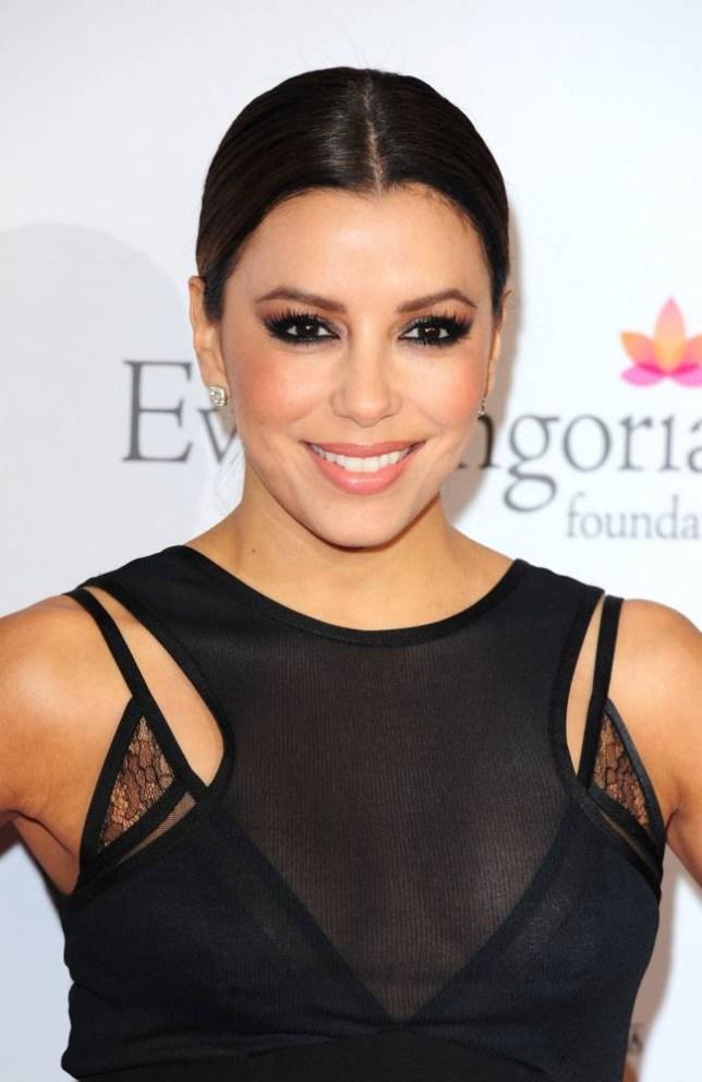 Eva Longoria says 'motherhood is not on the horizon' as she focuses on TV show Devious Maids
