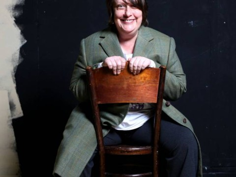 Kathy Burke: I don't like having to put the  slap on, find a top – all that gets on me nerves