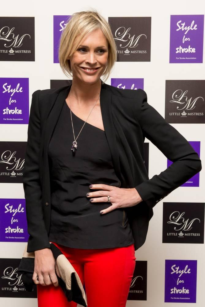 TV presenter Jenni Falconer (Picture: Getty)