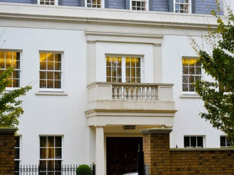 What a bargain: Homeowner knocks £30million off asking price for mansion