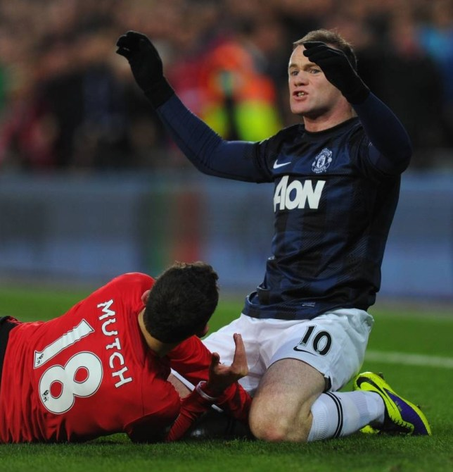 Wayne Rooney hits out at Sky Sports pair Martin Tyler and