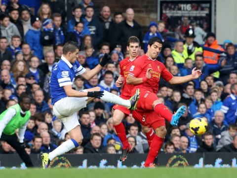 Kevin Mirallas admits he expected red card for challenge on Luis Suarez