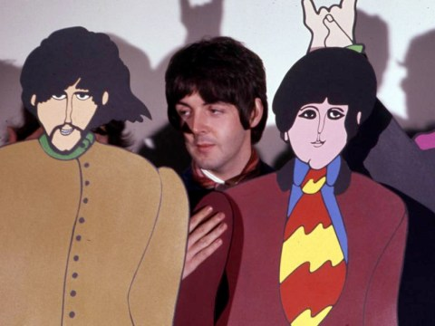 Gallery: Beatles Yellow Submarine pictures up for sale