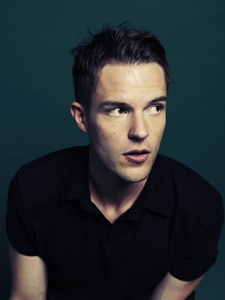 Brandon Flowers: To move forward we've gotta look back