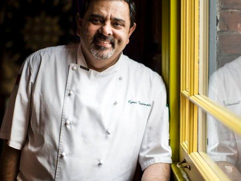 Cyrus Todiwala's new cookbook, Mr Todiwala's Bombay, is full of flavour
