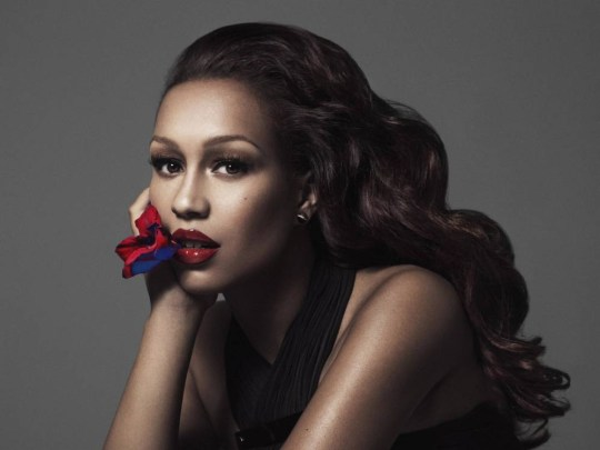Rebecca Ferguson's voice has power and grace (Picture: Supplied)