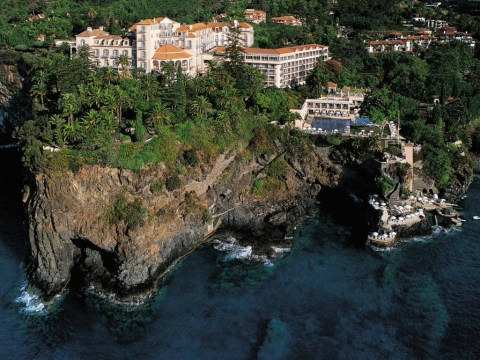 Top 5 things to know about travel in Madeira, from spas and a sandwich to toboggans