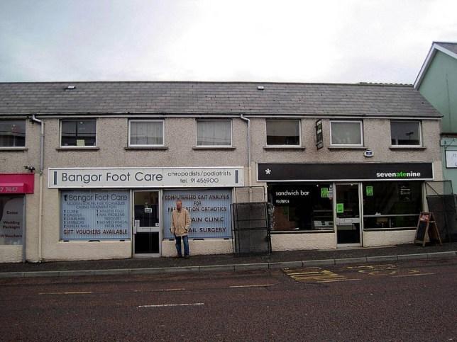 Bangor is UK's sexiest town