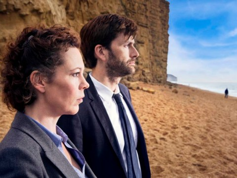 'He's right to be worried': Broadchurch creator hints at David Tennant's series two fate
