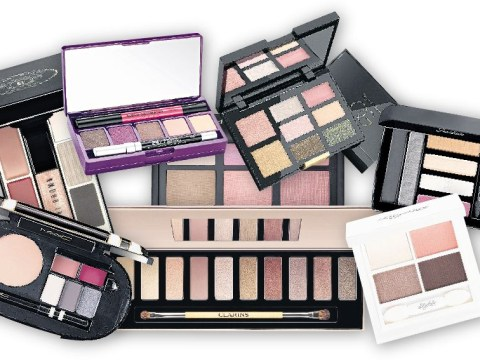 From Mac to Nars, the perfect make-up palettes to get you through winter