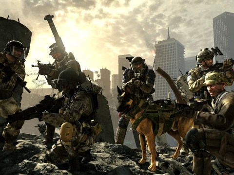 PS4 Call Of Duty: Ghosts outsells PC and Wii U in new UK charts