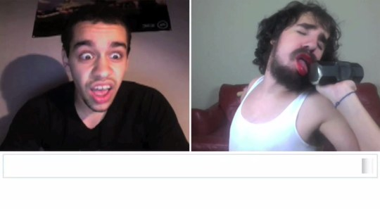 Chatroulette Wrecking Ball: Steve Kardynal creates the Miley