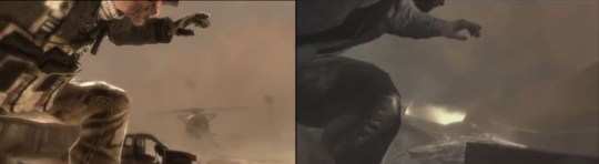 Call of Duty Ghosts vs Call of Duty Modern Warfare