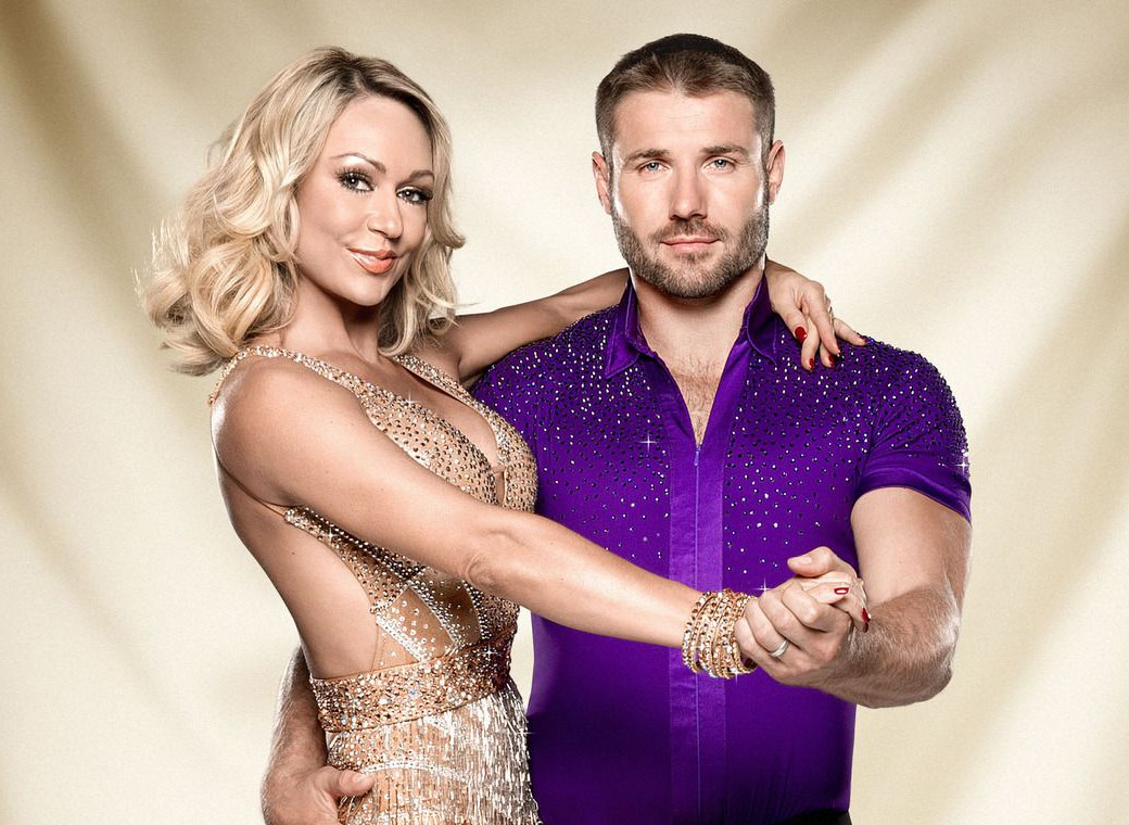 Kristina Rihanoff 'reported to the police' by Ben Cohen's ex-mother-in-law over a tweet