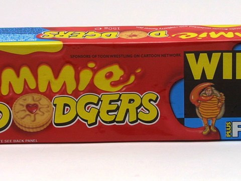 Canadian pension plan swallows up Jammie Dodgers in £350m takeover