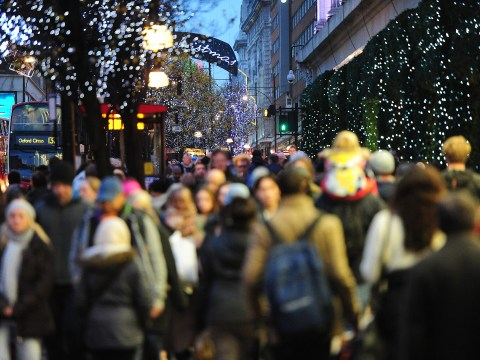 Footfall down on the high street but could pick up before Christmas