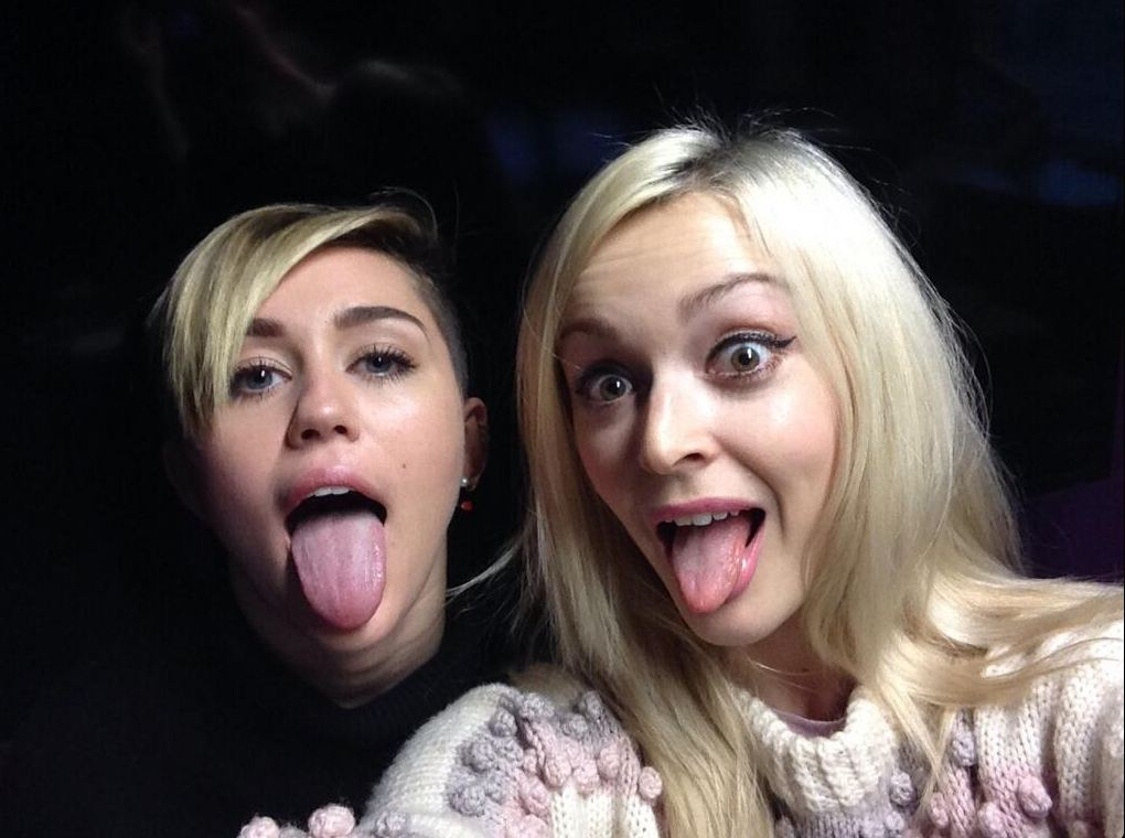 Miley Cyrus covers Lana Del Rey as she calls herself a 'real-life loser'