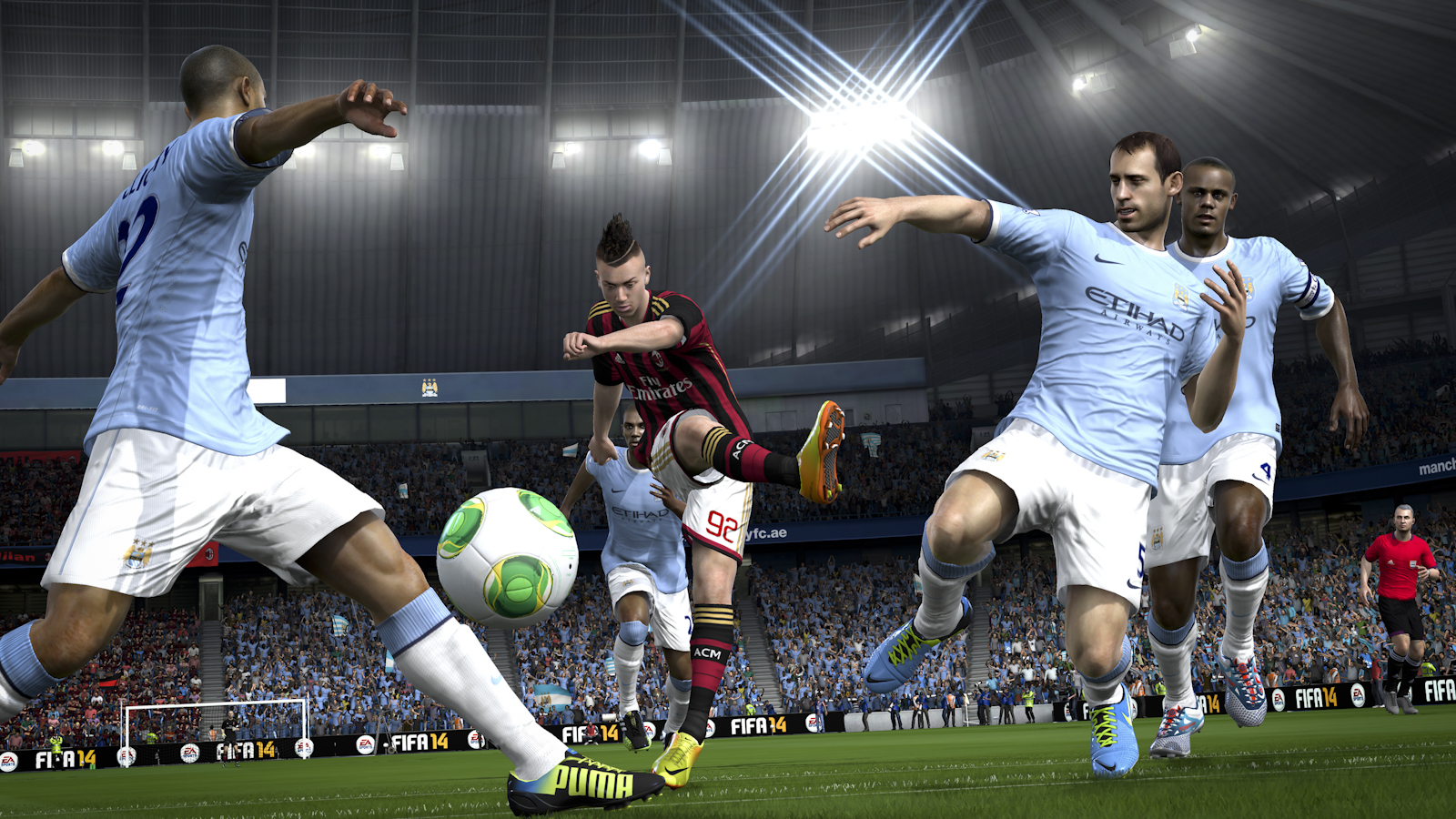 FIFA 14 (PS4) - think of it as FIFA 14.5