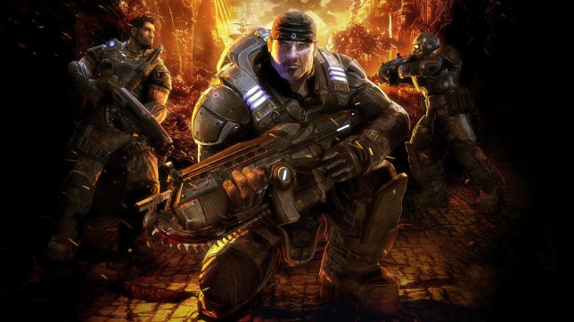 Gears Of War - Xbox only forever