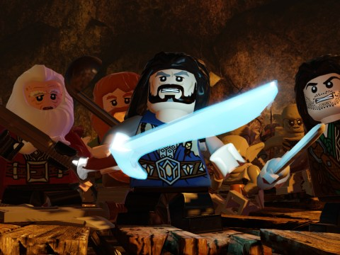 Lego The Hobbit game confirmed for spring 2014