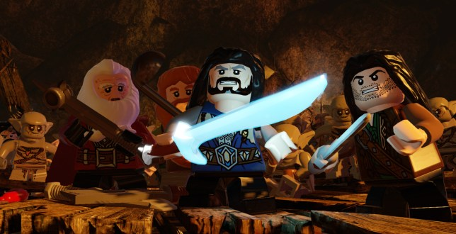 Lego Hobbit – and you thought the movies were being dragged out...