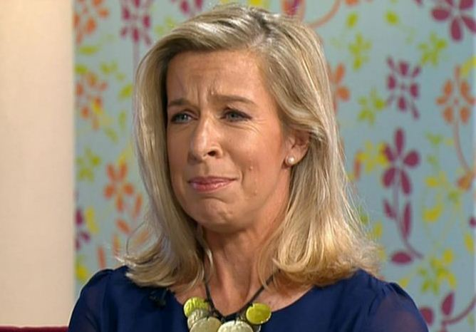The many faces of Katie Hopkins: 8 visual highlights of the Peaches Geldof parenting debate