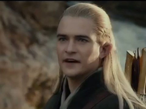 The Hobbit: Desolation Of Smaug's new elf-friendly trailer is unveiled at worldwide fan event