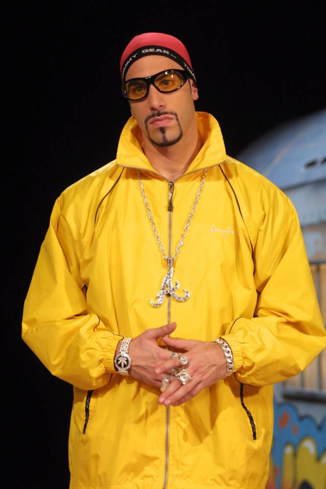 Ali G is back in da house: TV favourite set to return as Sacha Baron Cohen signs Fox deal