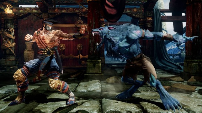 Killer Instinct (XO) - oh look it's Jago, what a surprise