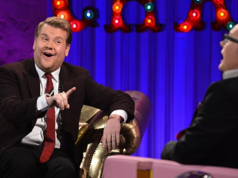 James Corden to replace Gary Barlow on The X Factor 2014?