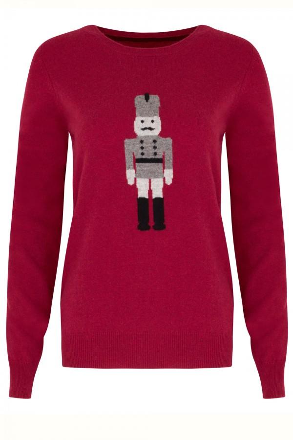 Marks & Spencer cashmere jumper, £99