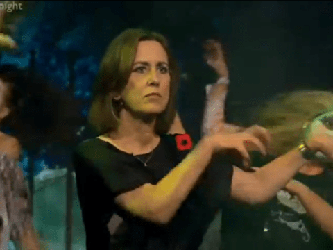 Kirsty Wark stuns viewers with Newsnight Thriller