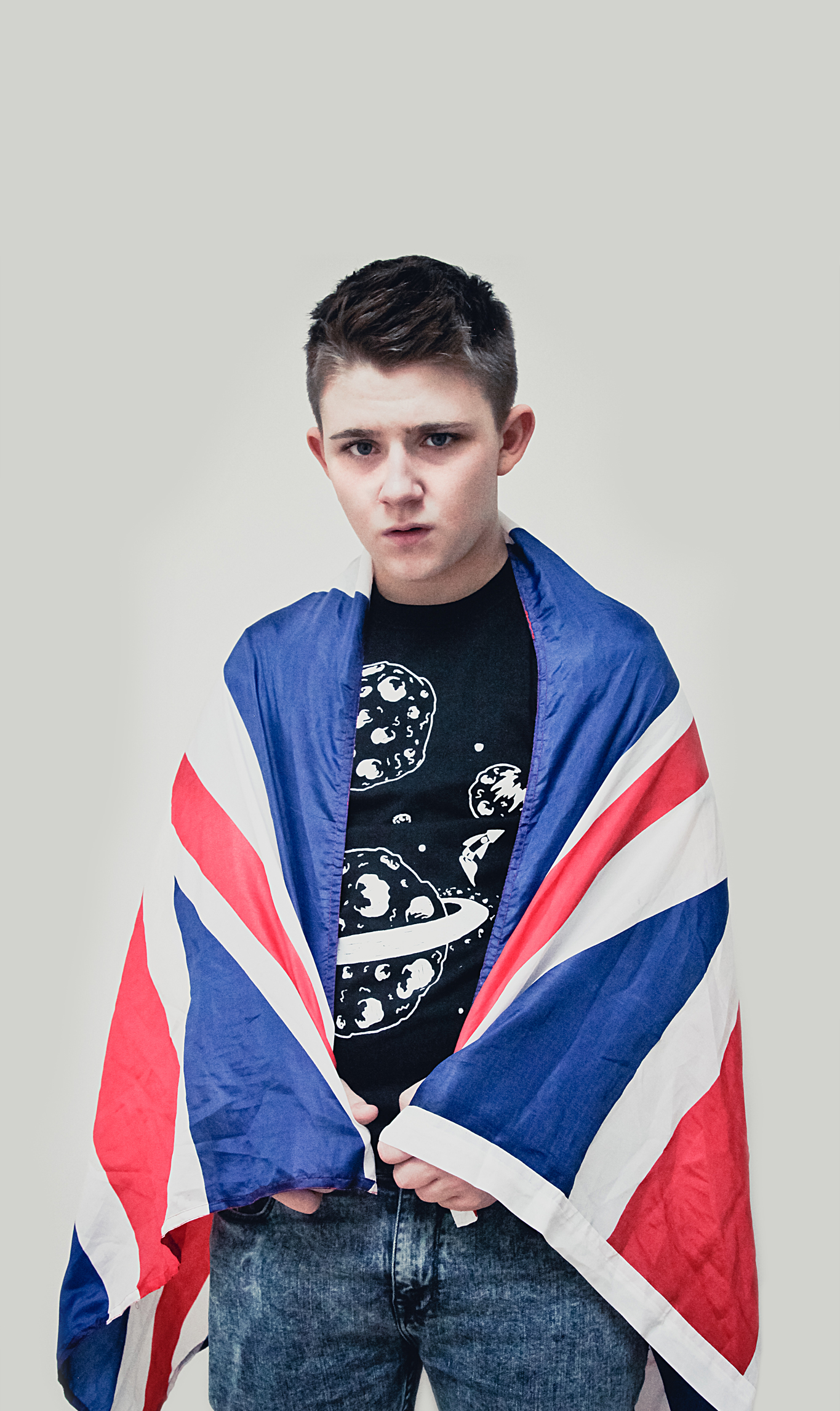 Nicholas McDonald reveals his secret hopes for some X Factor backstage love